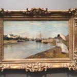 Картина-Моризо Берта-1869 г.