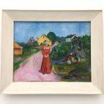 Картина-Мунк Эдвард, 1903 г.-фото Анна Прохоровой,заказать копию