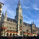 Фото-Мюнхен-Новая Ратуша