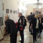 Фото-На выставке в МЦКМ Октябрьский