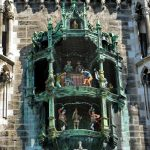 Фотография-Новая Ратуша в Мюнхене - Карильон