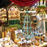 Обераммергау-Деревня-сувенирная продукция местных художников-фото А.Прохоровой-фотография