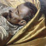 Картина-Пилоти Карл Теодор фон-Carl Theodor von Piloty - Seni vor der Leiche Wallensteins,1855-Фрагмент