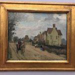 Картина-Писсаро Камиль-Strabe in Upper Norwood, 1871