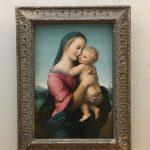 Картина-Рафаэль-Мадонна Темпи-1507-Фотоархив А.Прохоровой