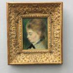 Заказать картину-Ренуар-Pierre-Auguste Renoir- Madchenkopf, 1876