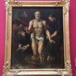 Заказать картину-Рубенс Питер Пауль-Смерть Сенеки