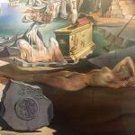 Картина на заказ-Сальвадор Дали-Апофеоз Гомера, Фрагмент