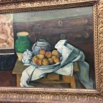 Фото-Сезанн Поль- Paul Cezanne Stillleben mit Kommode, 1883-87гг.