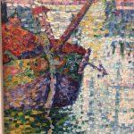 Картина-импрессинизм-Синьяк Поль-Paul Signac S. Maria della Salute, um 1904-Фрагмент