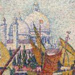 Картина-импрессинизм-Синьяк Поль-Paul Signac S. Maria della Salute, um 1904-Фрагмент1