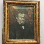 Заказать портрет-Тулуз-Лотрек Генри,Henri de Toulouse-Lautrec-Bildnis eines Herrn (Georges de Villéchenon),