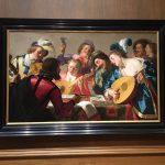 Фото-Хонтхорст Геррард ван-Gerard van honthorst - the concert - 1623