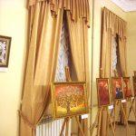 Виставка картин суддів-митців-Художественная выставка в рамках Съезда судей Украины