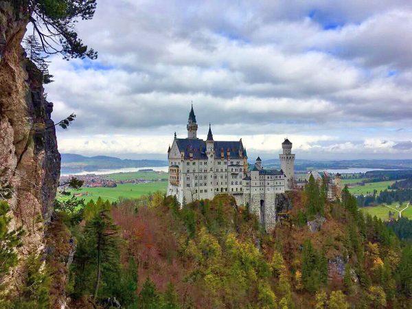 Фото-заказать картину-Замок Нойшванштайн,Германия,фотоархив Анны Прохоровой