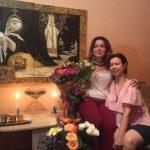 Персональная выставка Татьяны Золотухиной-С Еленой Смаль