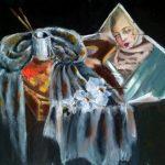 Заказать картину-Tamara De Lempitska requiem,холст, масло, 50х70-Дмитрий Косариков