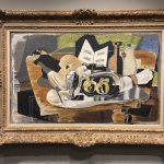 Картина-Брак Жорж-Стол-1928 г.