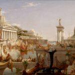 Картина-Коул Томас-Cole_Thomas_The_Consummation_The_Course_of_the_Empire_1836