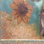 Картина-Одилон Редон, 1912 г.Фрагмент