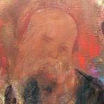 Картина-Одилон Редон, 1912 г.Фрагмент1