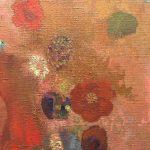 Картина-Одилон Редон, 1912 г.Фрагмент2