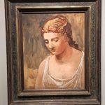 Картина-Пикасоо Пабло-Классическая голова-1922 г.