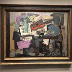 Картина-Пикассо Пабло,Натюрморт,1918 г.