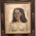 Картина-Пикассо Пабло-Дора Маар,1941 г.
