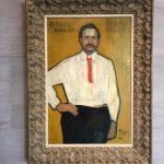 Картина-Пикассо Пабло,1901 г. фото Анны Прохоровой