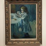 Картина-Пикассо Пабло,1901 г.