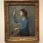 Картина-Пикассо Пабло,1905 г. фото А.П.
