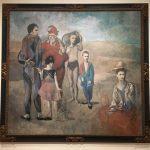 Картина-Пикассо Пабло,1905 г.