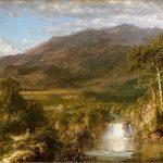 Картина-Чёрч Фредерик-The Heart of the Andes (1826–1900)