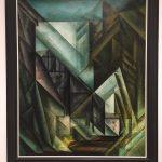 Картина-Feininger Lyonel 1914г.