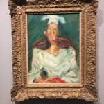 Картина-Soutine Chaim-Pastry Chef ,1923 г.