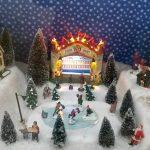 Фото-Новогодний рождественский макет