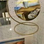 Репродукции известных картин на ёлочных игрушках-заказать картину, -Сальвадор Дали