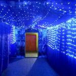 Фото-Клавдиевская фабрика ёлочных украшений-коридор