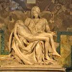 Оплакивание Христа, Микеланджело-скульптуры Ватикана