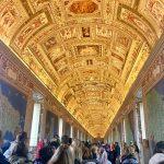 Фото-Ватикан-галерея карт