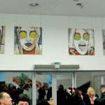 Современное искусство - репортаж с выставки Выставки для художников.
