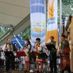 На фестивале в Польше