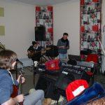 Репетиция с группой Loca Band3