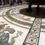 Роспись пола,Ватикан-Фото