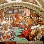 Сикстинская капелла-Афинская школа-Микеланджело-Рафаэль - шедевры