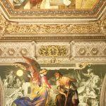 Фото-Шедевры живописи.,роспись потолков-Рим-Ватикан,заказать картину - копию шедевра