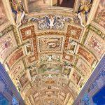Фото-Шедевры живописи.,роспись потолков-Рим-Ватикан-Венеция