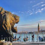Картины художников-Венецианский пейзаж -картина маслом на заказ