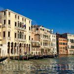 Заказать картину маслом - Венеция-каналы